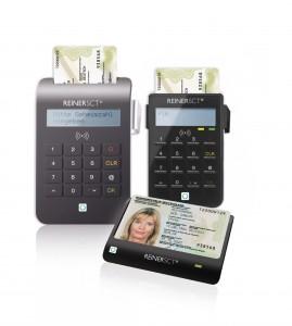Kostenlose Kartenlesegeräte für den neuen Personalausweis von Reiner SCT