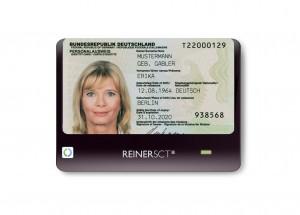 CyberJack® RFID basis - Basislesegerät für nPA/ePA von ReinerSCT