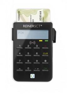 CyberJack® RFID standard - sicheres alloround-Standardlesegerät von Reiner-SCT