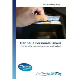 Buch über Sicherheit des neuen Personalausweises